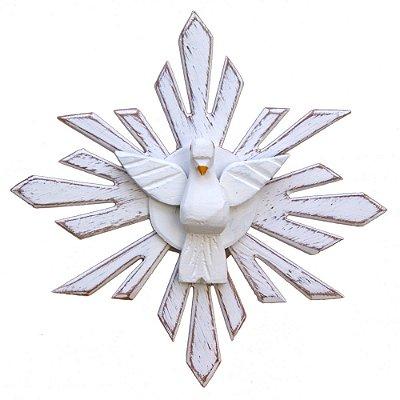 Divino Espírito Santo (20 x 20)cm