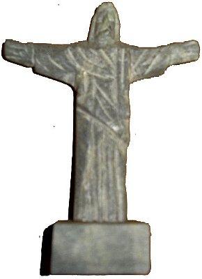 Cristo Redentor Pedra Sabão