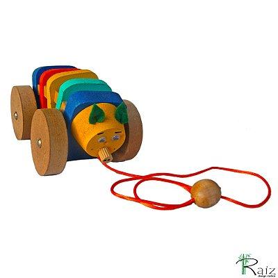Brinquedo Educativo - Porquinho