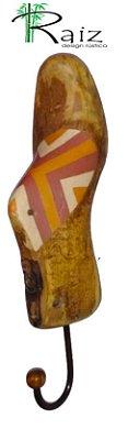Cabideiro Social Forma de Sapato Antiga Original (Preço Unitário)