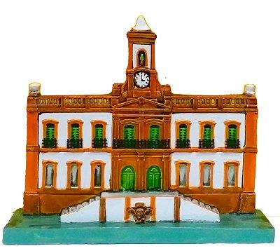 Fachada Histórica Réplica Museu da Inconfidência Ouro Preto 21cm