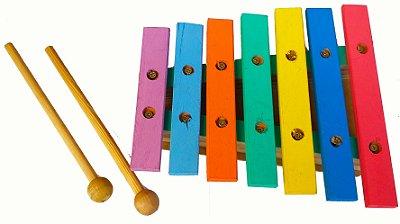 Xilofone Madeira- Musicalização Infantil