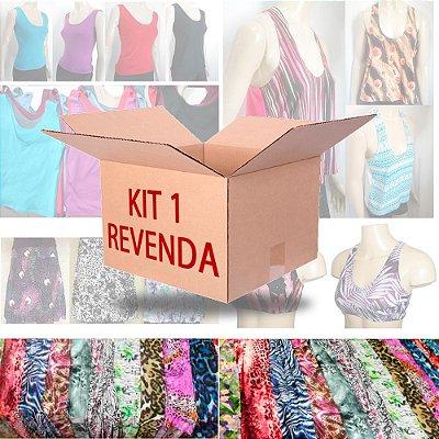 Kit Revenda 1 Moda Feminina 12 Peças