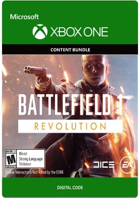 Battlefield 1Revolution Xbox One