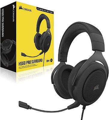 Headset Gamer Corsair HS60 Pro 7.1 Surround
