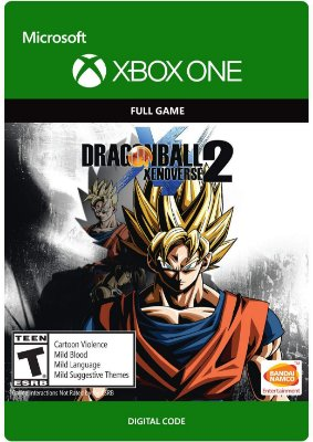 Dragon Ball Xenoverse 2 Xbox One