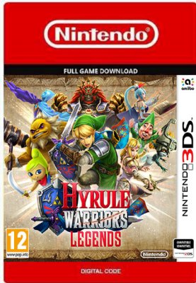 Hyrule Warriors Legends Nintendo 3DS