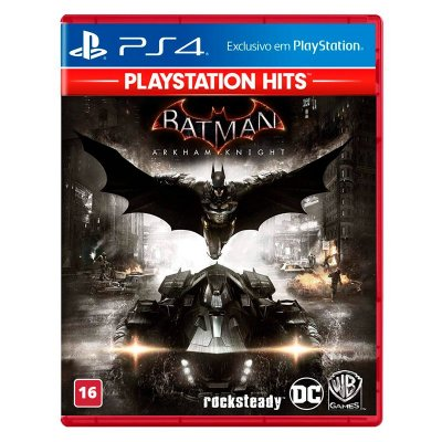 Batman Arkham Knight PS4 MIDIA FISICA