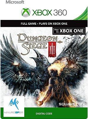 Dungeon Siege III Xbox 360  Xbox One