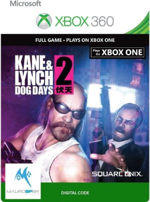 Kane & Lynch 2 - Xbox 360 / Xbox One