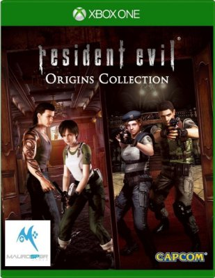 Resident Evil Origins Collection - Xbox One  - Midia Fisica