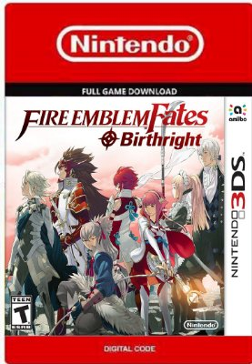 Fire Emblem Fates: Birthright Nintendo 3DS