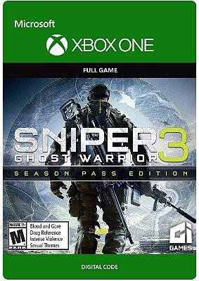 Sniper Ghost Warrior 3 Xbox One