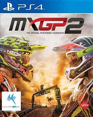 MXGP 2 - PS4 - Mídia Física