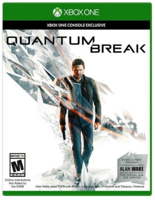 Quantum Break - Xbox One MÍDIA FISICA