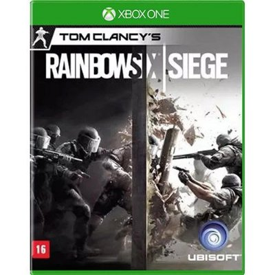 Tom Clancys Rainbow Six Siege Xbox One MÍDIA FISICA