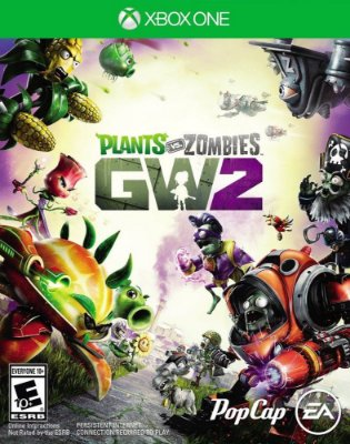 Plants vs. Zombies Garden Warfare 2 - Xbox One MÍDIA FISICA