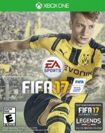 Fifa 17 PT - Xbox One Midia Fisica