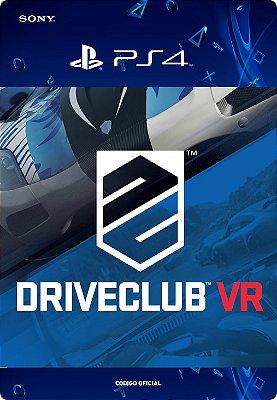 Driveclub VR - PlayStation VR
