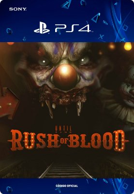 Until Dawn Rush Of Blood - PlayStation VR