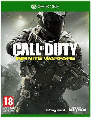 Call Of Duty: Infinite Warfare - Xbox One - MIDIA FISICA