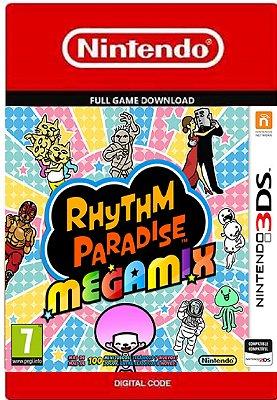 Rhythm Heaven Megamix Nintendo 3DS