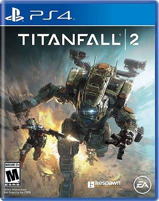 Titanfall 2 - PlayStation 4 - MIDIA FISICA