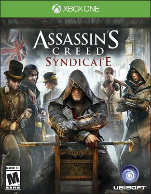 Assassins Creed Syndicate Xbox One MIDIA FISICA