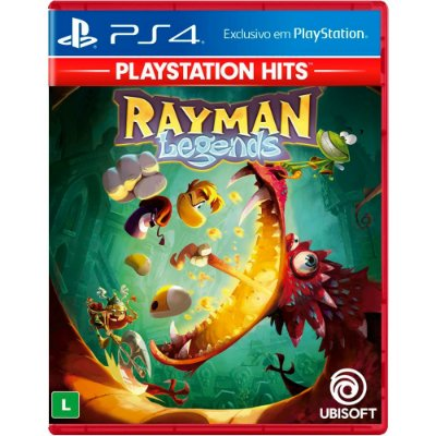 Rayman Legends PS4 MIDIA FISICA