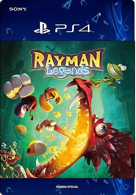 Rayman Legends - PS4