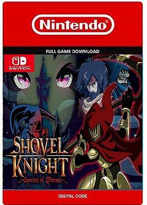 Shovel Knight Specter of Torment Nintendo Switch