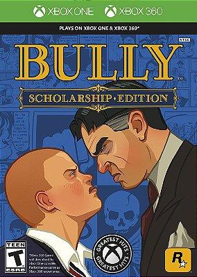 Bully Scholarship Xbox 360 Xbox One Midia Fisica