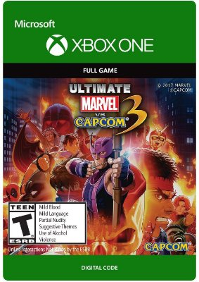 Ultimate Marvel Vs Capcom 3  Xbox One