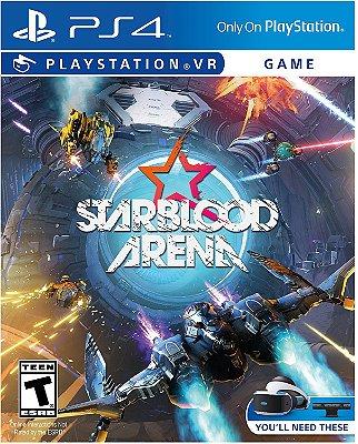 Starblood Arena PS4 MIDIA FISICA