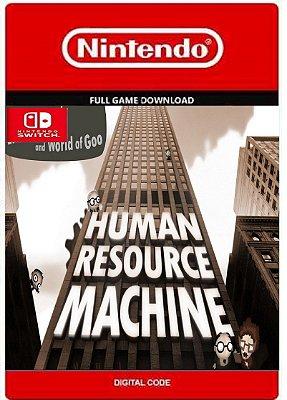 Human Resource Machine Nintendo Switch
