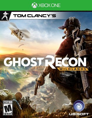 Tom Clancys Ghost Recon Wildlands Xbox One MIDIA FISICA