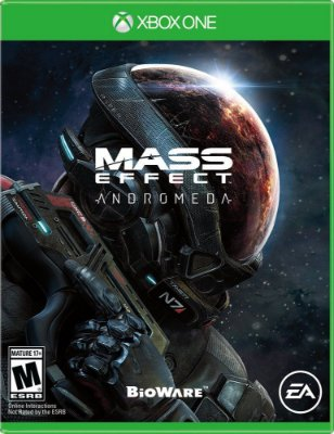 Mass Effect Andromeda Xbox One MIDIA FISICA
