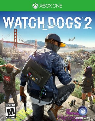Watch Dogs 2 Xbox One MIDIA FISICA