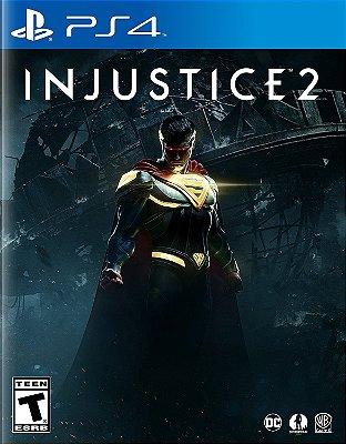 Injustice 2 PS4 MIDIA FISICA