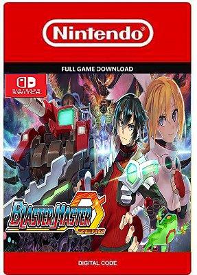 Blaster Master Zero Nintendo Switch