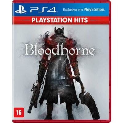 Bloodborne PS4 MIDIA FISICA