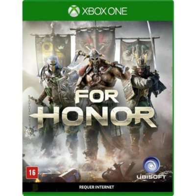 For Honor Xbox One MIDIA FISICA
