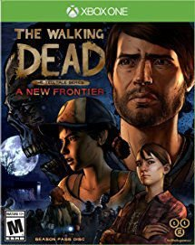 The Walking Dead The Telltale Series A New Frontier Xbox One MIDIA FISICA