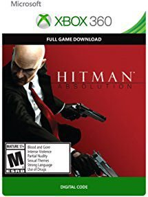 Hitman: Absolution - Xbox 360/xbox One