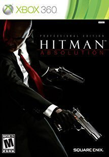 Hitman Absolution Professional Edition Xbox 360 MIDIA FISICA