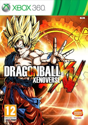 Dragon Ball Xenoverse Xbox 360 MIDIA FISICA