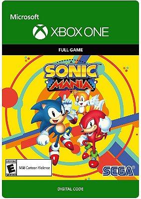 Sonic Mania Xbox One