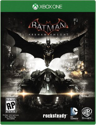 Batman Arkham Knight Xbox One MIDIA FISICA