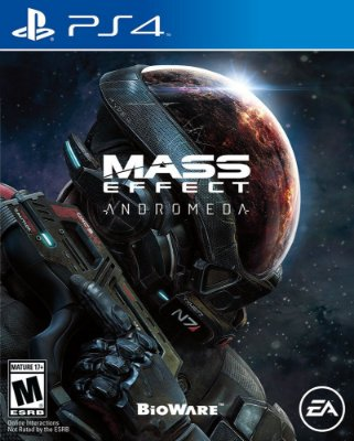 Mass Effect - Andromeda - PS4 - MIDIA FISICA