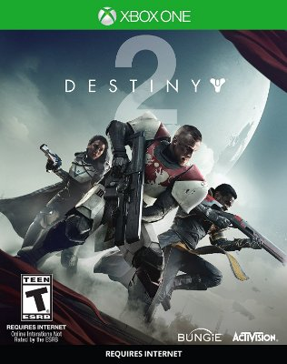 Destiny 2 Xbox One MIDIA FISICA
